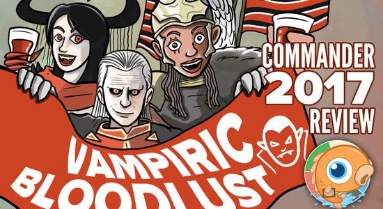 Cm17 vampires