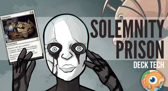Image for Instant Deck Tech: Solemnity Prison (Modern)