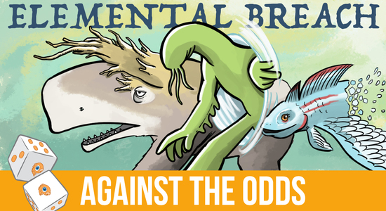 Image for Against the Odds: Elemental Breach (Modern)