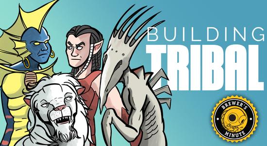 Bm building tribal
