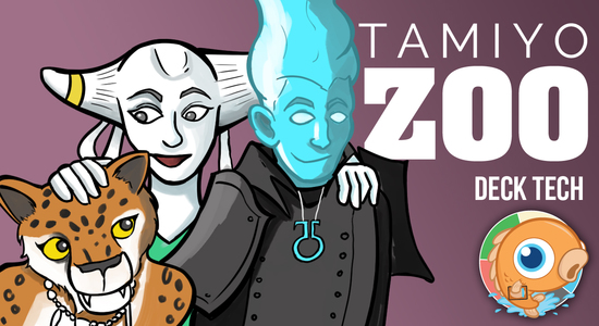 Image for Instant Deck Tech: Tamiyo Zoo (Modern)
