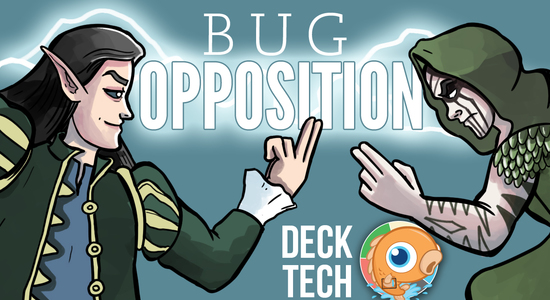 Image for Instant Deck Tech: BUG Opposition (Legacy)