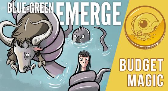 Image for Budget Magic: $96 (31 tix) UG Emerge (Modern)