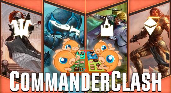 Image for Commander Clash S3 Episode 24: Block Battle