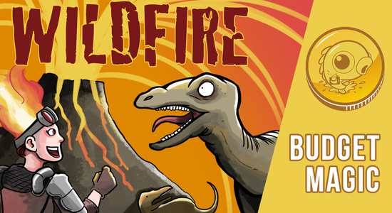 Image for Budget Magic: $67 (15 tix) Wildfire (Modern)