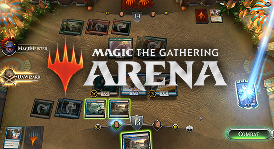 Magic the gathering arena featured