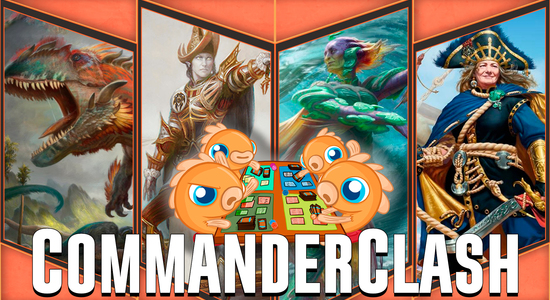 Image for Commander Clash Live: Ixalan (Part 1)
