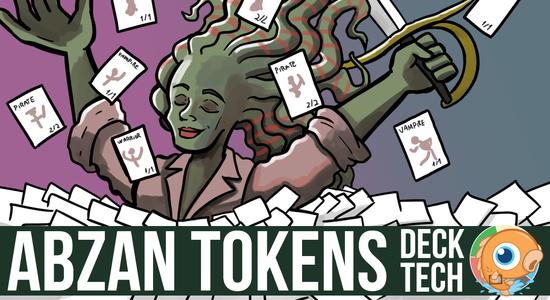 Image for Instant Deck Tech: Abzan Tokens (Standard)