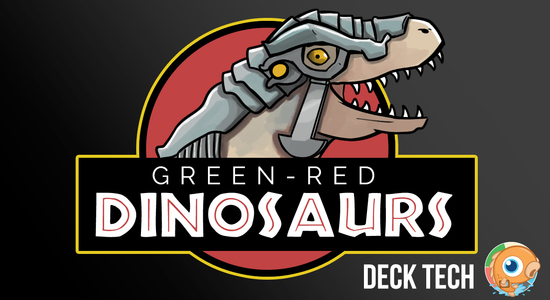 Image for Instant Deck Tech: GR Dinosaurs (Standard)