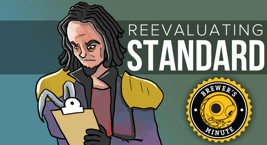 Bm reevaluating standard