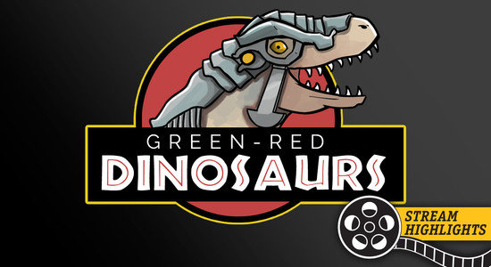 Gr dinosaurs stream