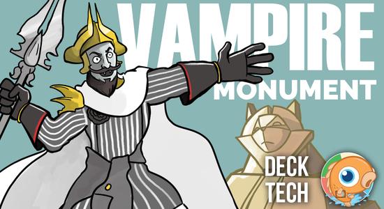 Image for Instant Deck Tech: Vampire Monument (Standard)