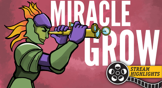 Miracle grow stream highlights  1