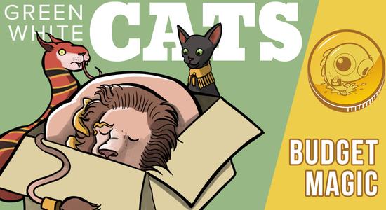 Image for Budget Magic: $95 (15 tix) GW Cat Tribal (Standard)