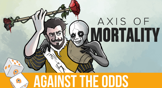 Image for Against the Odds: Axis of Mortality (Modern)