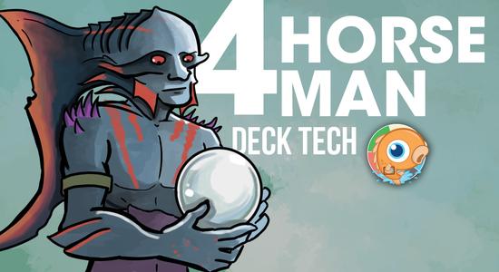 Image for Instant Deck Tech: Four Horsemen (Modern)