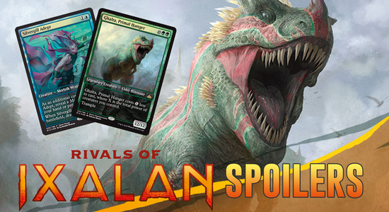 Rivals of ixalan daily spoilers   october 30