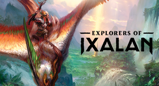 Explorers of ixalan featured