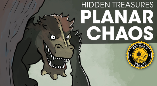 Bm hidden treasures planar chaos