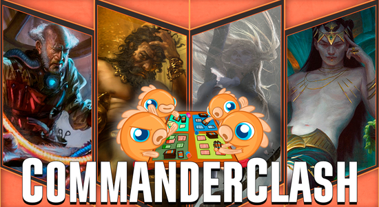 Image for Commander Clash S4 Episode 5: CMC Tribal