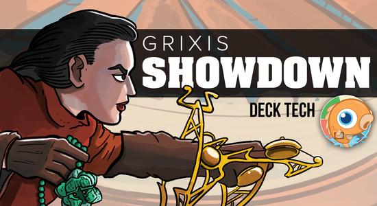 Image for Instant Deck Tech: Grixis Showdown (Standard)