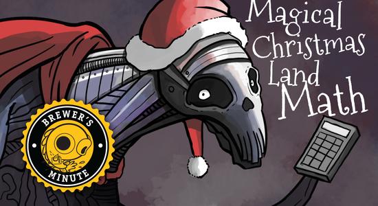 Bm magical christmas land