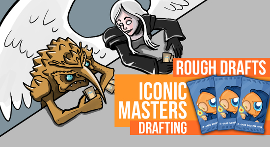 Image for Rough Drafts: Iconic Masters