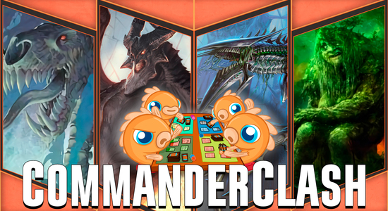 Image for Commander Clash S4 Episode 7: Iconic Masters