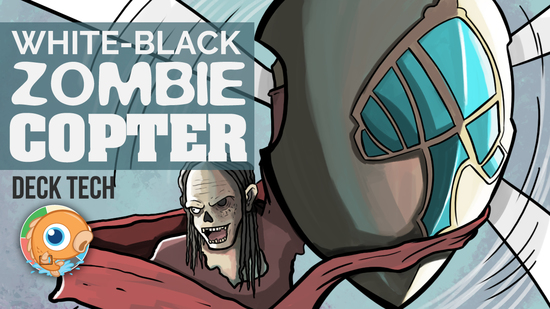 Image for Instant Deck Tech: WB Zombie Copter (Modern)