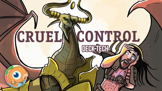 Image for Instant Deck Tech: Cruel Control (Modern)