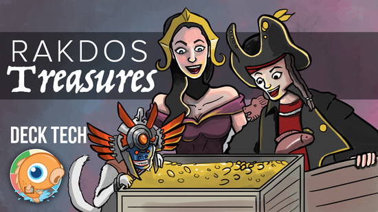 Image for Instant Deck Tech: Rakdos Treasures (Standard)