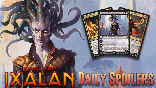 Rivals of ixalan daily spoilers