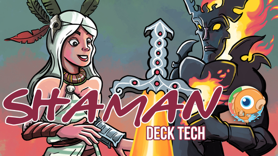 Image for Instant Deck Tech: Shaman (Modern)