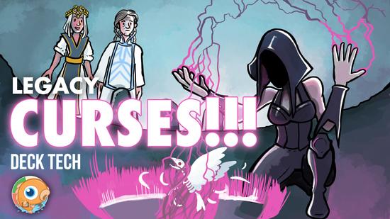 Image for Instant Deck Tech: Curses!!! (Legacy)