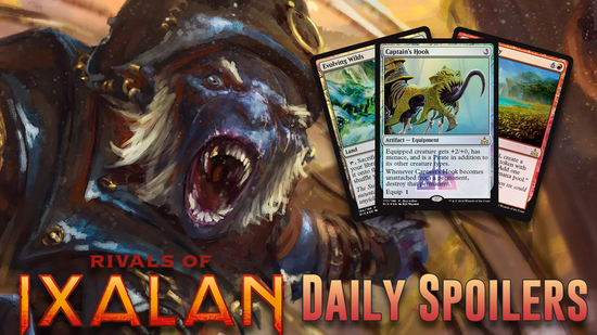 Rivals of ixalan daily spoilers   december 11