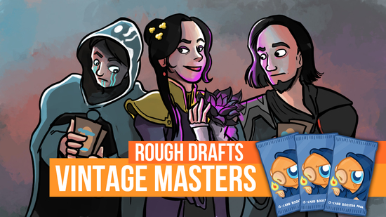 Image for Rough Drafts: Vintage Masters