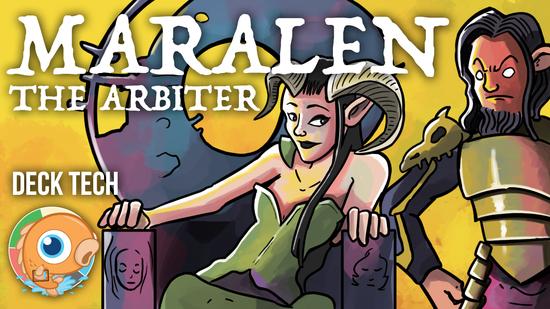 Image for Instant Deck Tech: Maralen the Arbiter (Modern)