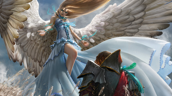 Mtg  restoration angel by algenpfleger d4vitks