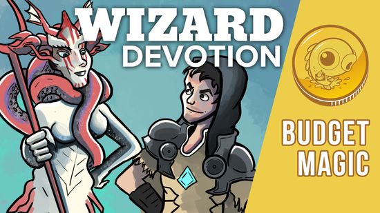 Image for Budget Magic: $94 (24 tix) Wizard Devotion (Modern)