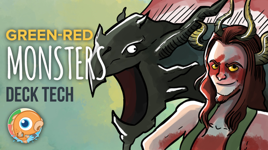 Image for Instant Deck Tech: GR Monsters (Modern)