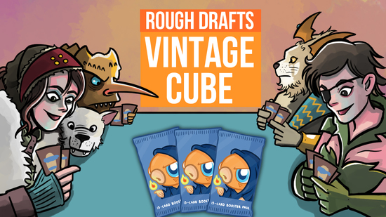 Image for Rough Drafts: Vintage Cube