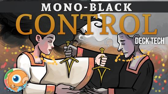 Image for Instant Deck Tech: Mono-Black Control (Pauper)