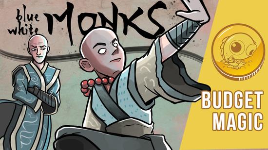 Image for Budget Magic: $94 (49 tix) UW Monks (Modern)