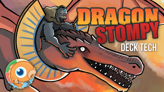 Image for Instant Deck Tech: Dragon Stompy (Modern)