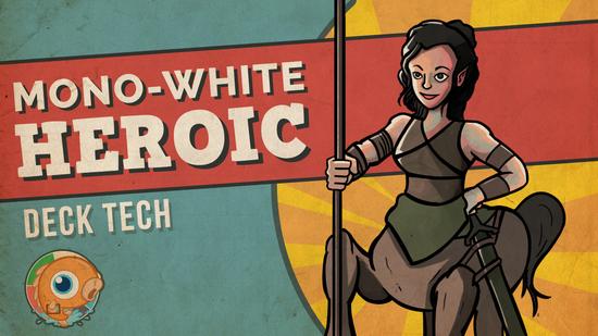 Image for Instant Deck Tech: Mono-White Heroic (Pauper)