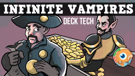 Image for Instant Deck Tech: Infinite Vampires (Standard)