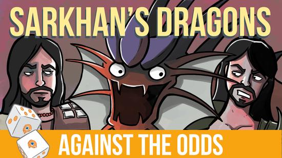 Sarkhan dragon