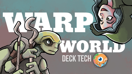Image for Instant Deck Tech: Warp World (Modern)