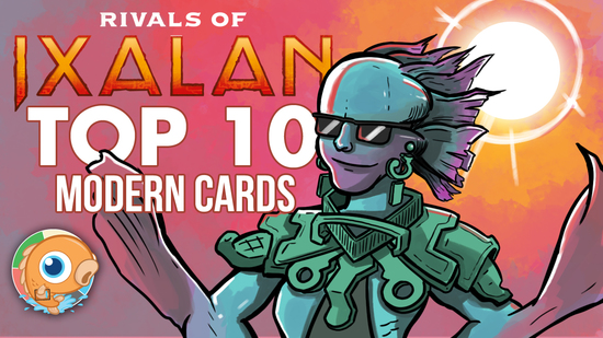 Image for Rivals of Ixalan: Top 10 Modern Cards