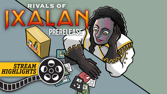 Image for Ghalta and Friends (Rivals of Ixalan Prerelease) – Stream Highlights